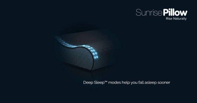"""""""O modo 'Sono Profundo' te ajude a adormecer mais cedo"""""""