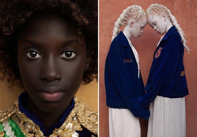 Irmãs Bawar posam novamente para as lentes do fotógrafo Vinícius Terranova e o resultado é lacrador