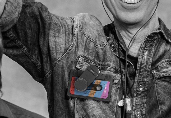 Nostalgia: designers criam dispositivo portátil e moderno que reproduz fitas cassetes