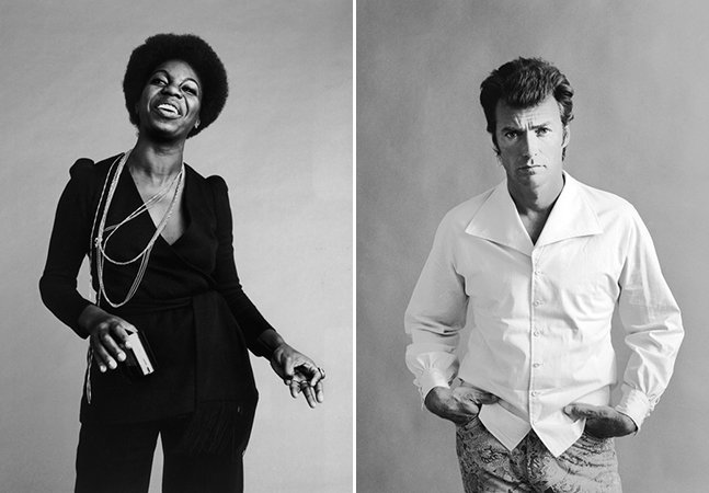 O incrível acervo de fotos de grandes artistas descoberto no fundo de um armário de um fotógrafo