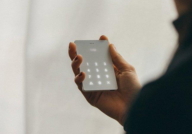 Designers criam o anti-smartphone, um celular pra ser usado o mínimo possível e te ajudar a desconectar