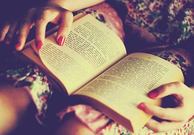 Essa incrível extensão te mostra um trecho de um livro cada vez que você abrir uma nova aba