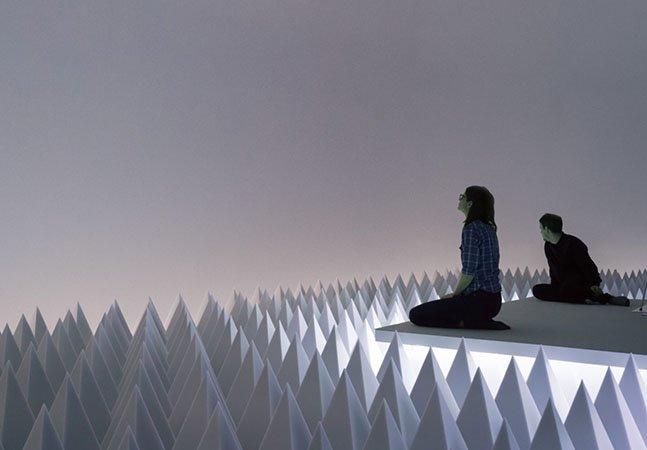 Museu Guggenheim de NY recria acústica de um deserto para criar silêncio total