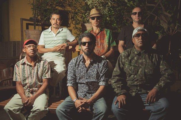 Credito: Zeroneutro/Divulgacao. Banda Nacao Zumbi, que apresenta show da turne de 20 anos no Jack Daniel's Festival, na Coudelaria Souza Leao.