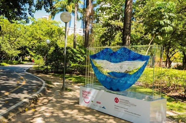 Parque da Jaqueira - Recife - Foto Luara Olívia Santos de Oliveira