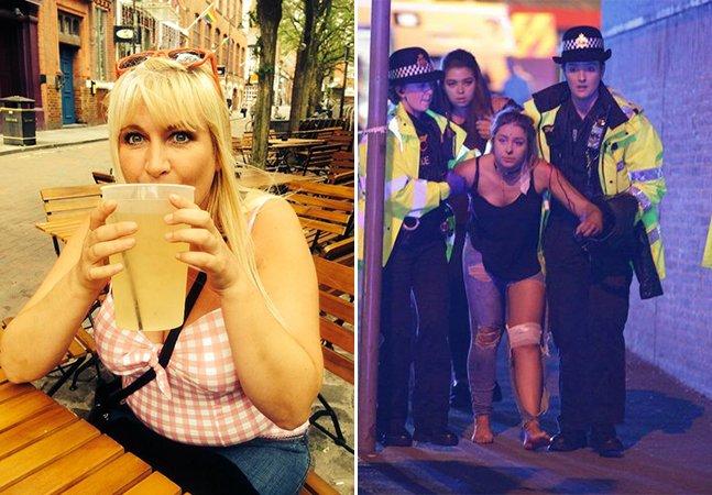 Mulher resgata 50 crianças e adolescentes após atentado durante o show de Ariana Grande em Manchester