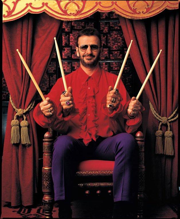 RS50_Ringo Starr_Mark Seliger 1992