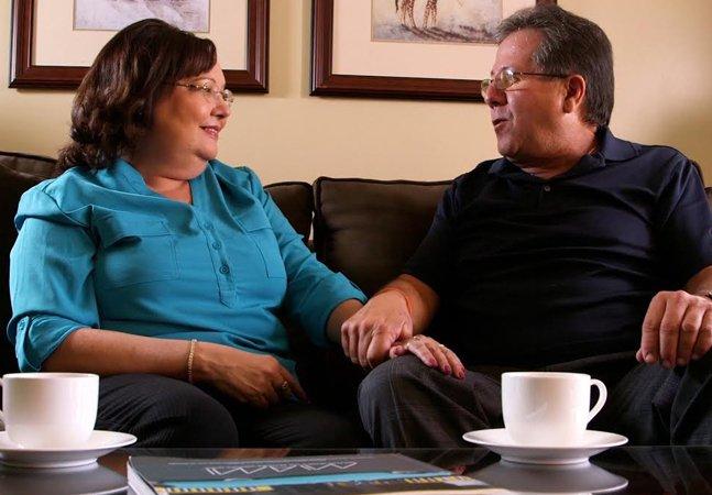 A história desse casal é um retrato perfeito de como é amar alguém com uma doença incurável