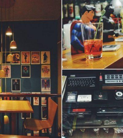 Fã da cultura nerd? Então precisa conhecer o Bar Gibi, paraíso geek em São Paulo