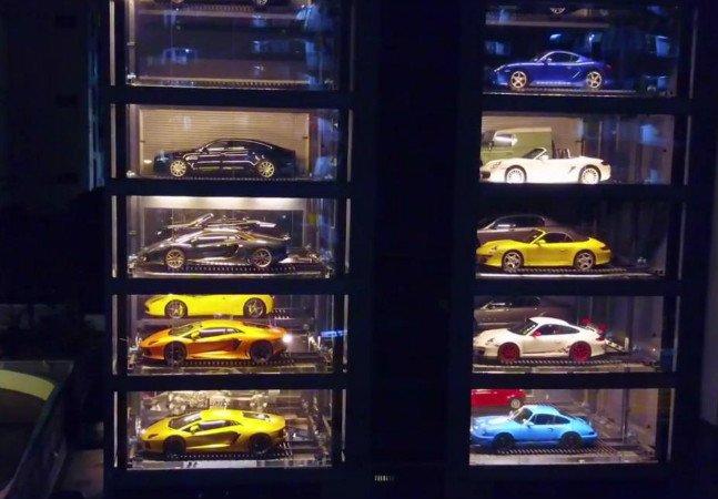 Já existe uma vending machine de carros em Cingapura
