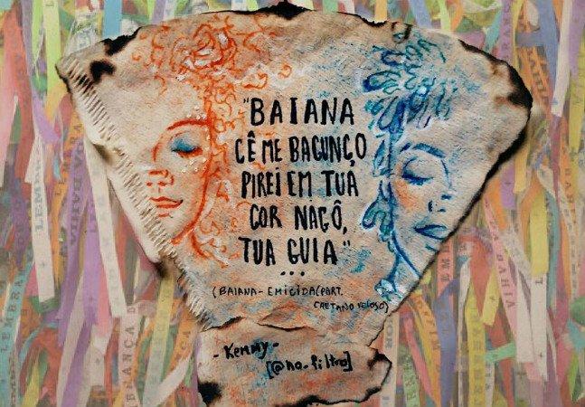 Artista brasileira cria impressionantes desenhos feitos em filtros de café