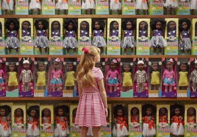 Ele escancarou expectativas impostas pelo racismo e pela desigualdade em série de imagens impactante