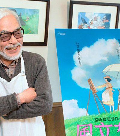 Hayao Miyazaki está contratando novos  talentos para sua última animação