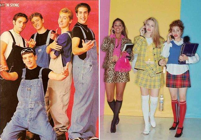 A moda dos anos 1990 era insana ou inspiradora?