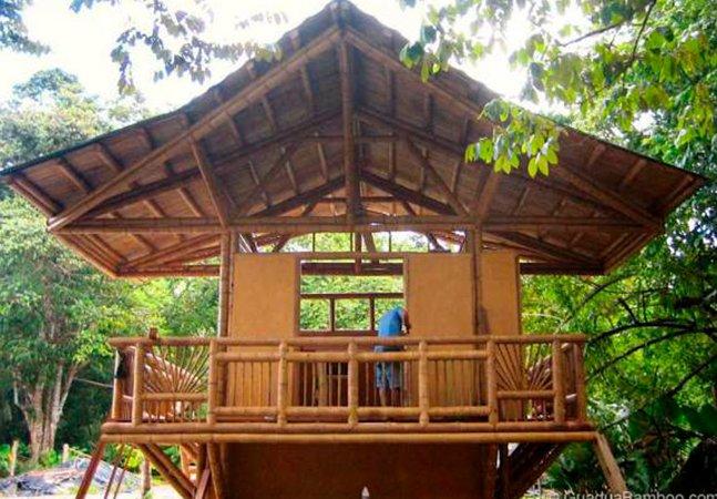 Japan House e Casa das Rosas promovem aula gratuita de construção com bambu
