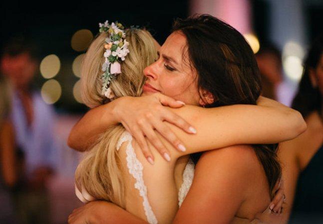 Ela foi pedida em casamento no dia da cerimônia da sua melhor amiga