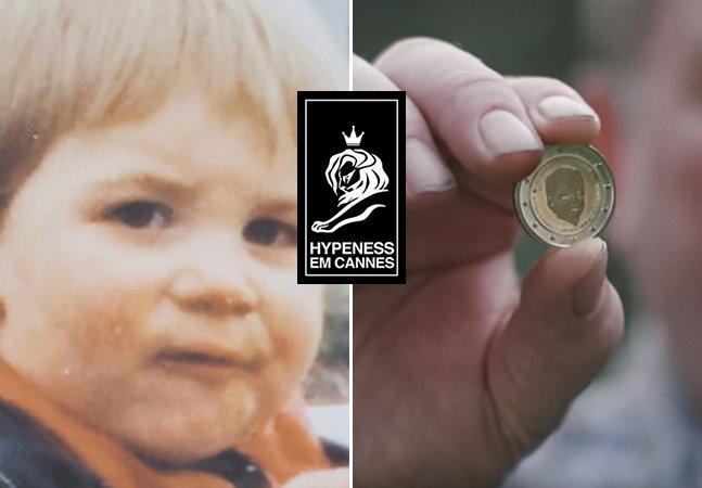 Um milhão de moedas foram impressas com o rosto de uma criança desaparecida para que não a esqueçamos