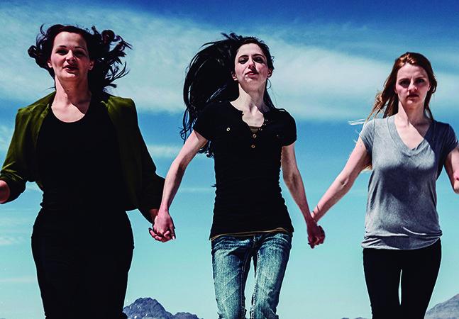 A luta de três irmãs para escapar de um clã religioso que pratica o incesto e a poligamia