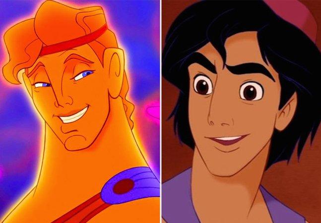 Artista leva os personagens hetero da Disney para encontros homossexuais e o resultado é maravilhoso