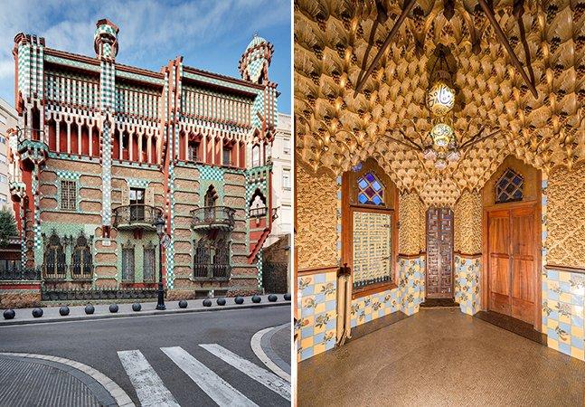 A primeira casa de Gaudí tem 130 anos, é Patrimônio da Humanidade e será finalmente aberta ao público