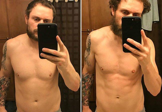 Homem faz dieta à base de sorvete e perde mais de 14 quilos em 100 dias – mas o resultado não é tão bom assim