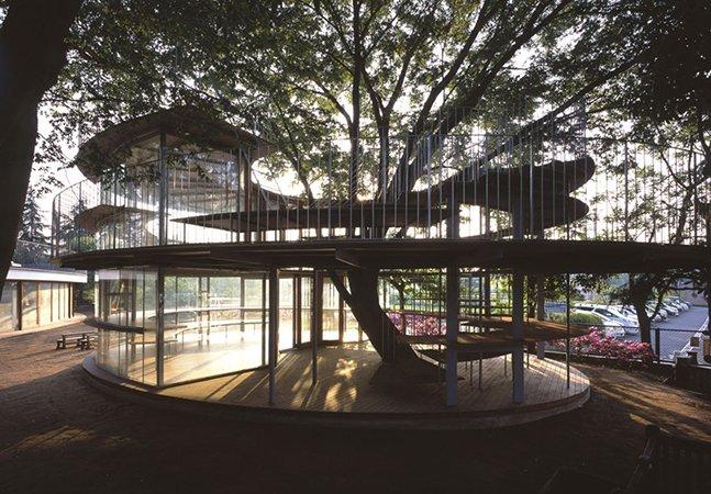 Essas incríveis construções provam que temos muito o que aprender com a arquitetura japonesa