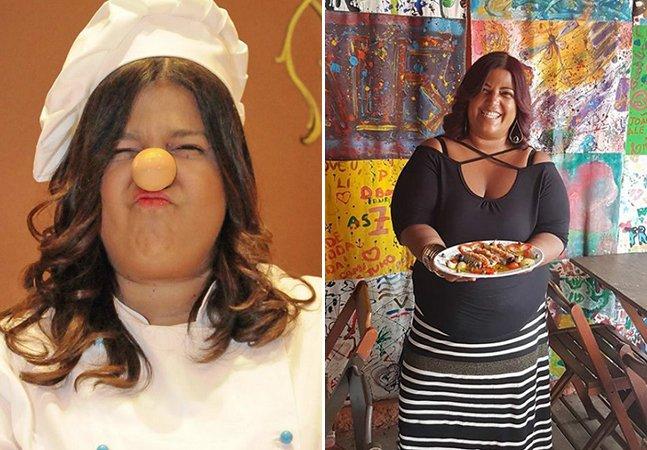 Abusada e abandonada pela família, brasileira faz sucesso na Itália e ensina culinária pra pessoas em situação de rua