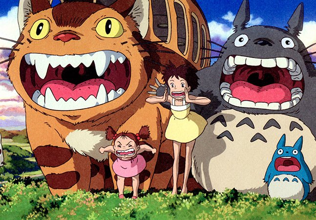 Um parque temático inspirado em 'Meu Amigo Totoro' vai abrir em 2020