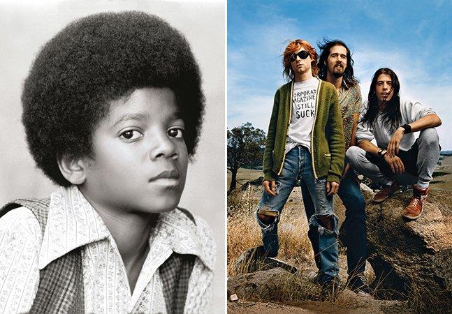 Fotos icônicas percorrem os 50 anos da revista Rolling Stone, da música e da cultura pop