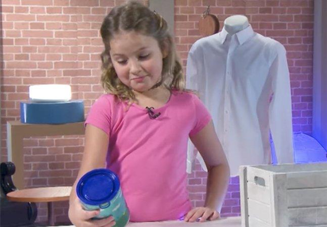 Crianças reagem a invenções criadas por startups