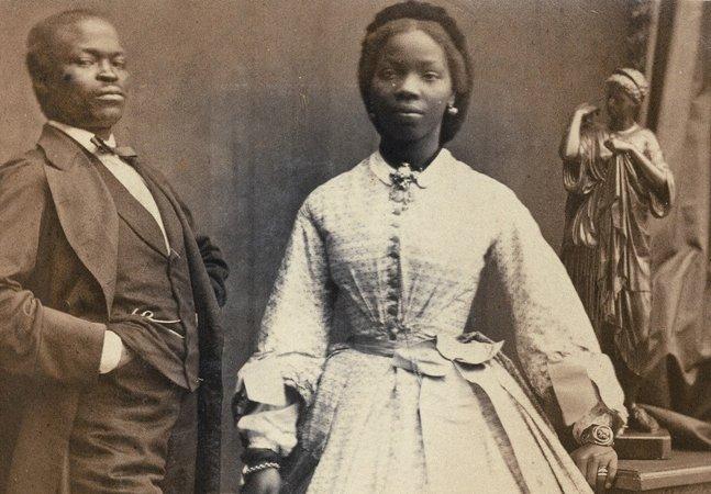 Menina vendida como escrava que virou afilhada da rainha é uma prova de como os negros são apagados da História