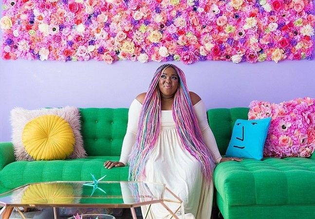 O apartamento mais multicolorido e alegre que você já viu