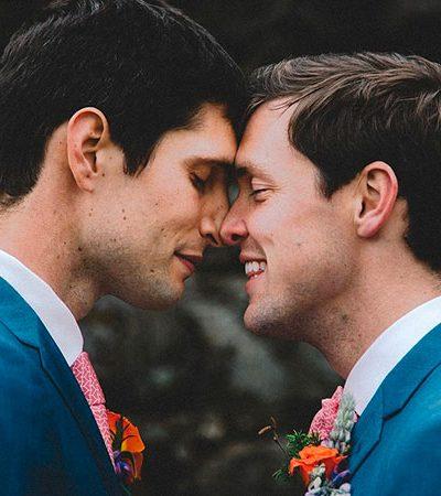 Estas fotografias de casamentos entre pessoas do mesmo sexo são a melhor resposta à homofobia
