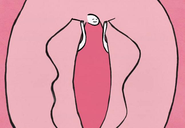 Animação explica de forma simples e divertida o único órgão humano dedicado ao prazer: o clitóris