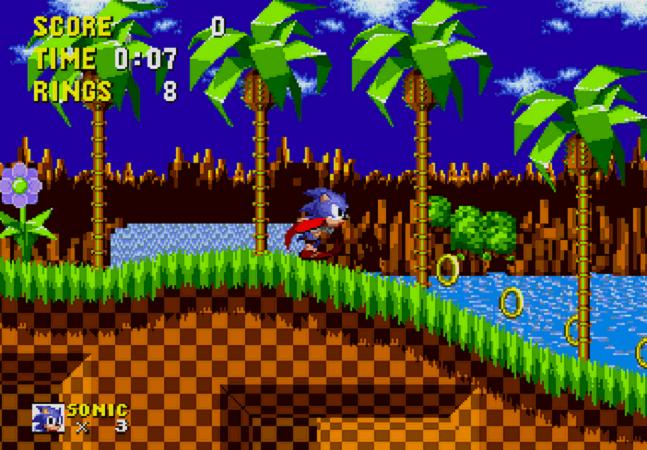 Sega Forever relança Sonic e outros games clássicos DE GRAÇA para smartphone