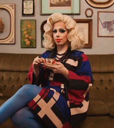 Drag queen mineira estrela a nova e libertadora campanha de maquiagem da Natura