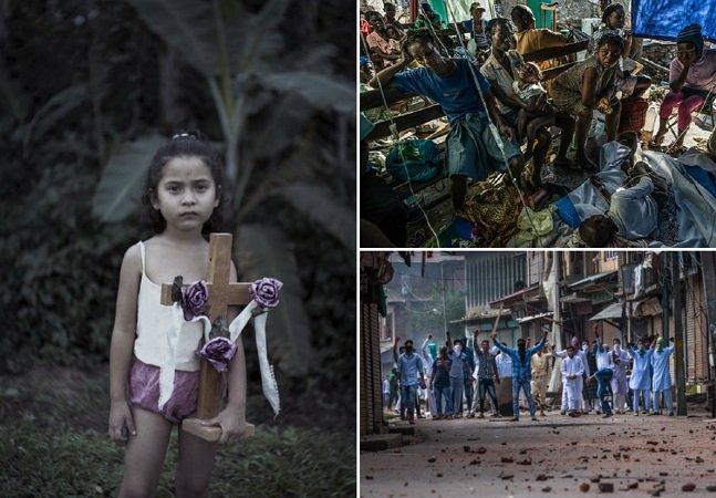 Projeto destaca as mulheres fotógrafas que estão documentando nosso mundo