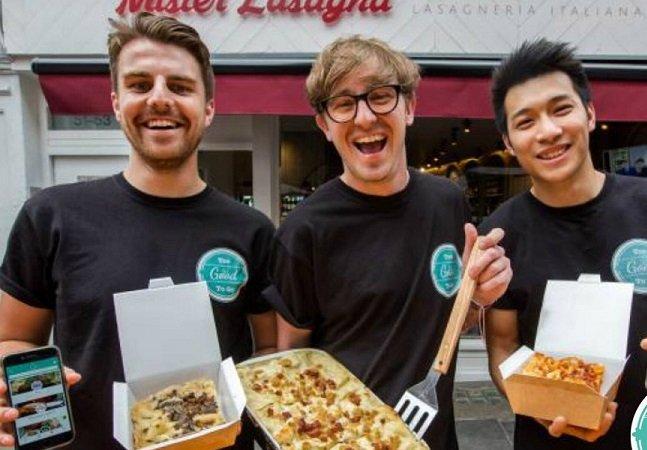 O app que permite comprar restos de restaurantes  a preços baixíssimos