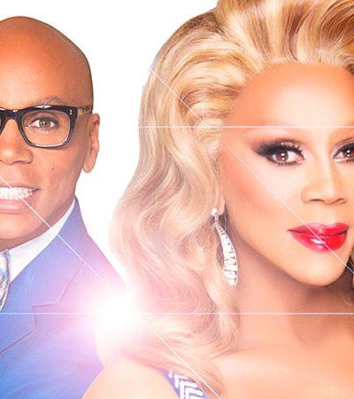 RuPaul será a primeira drag queen a ser homenageada com uma estrela na calçada da fama