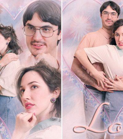 O hilariante ensaio de noivado de um casal nostálgico dos anos 80