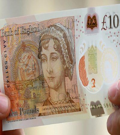 Jane Austen, autora de Orgulho e Preconceito, vai estampar as notas de 10 libras na Inglaterra