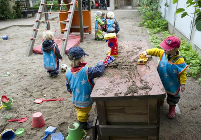 Esse jardim de infância é a prova de que temos muito o que aprender com a Suécia sobre igualdade de gênero