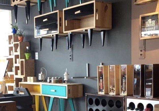 Empresa de Natal une surfe, música e design sustentável para móveis e peças de decoração