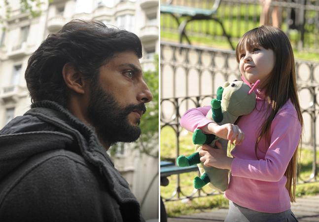 A luta de um pai para encontrar a filha desaparecida ou como é o amor – mais do que as pistas – que nos salva