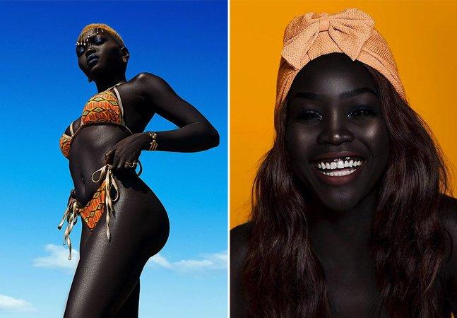 A modelo que está chacoalhando a indústria da moda e sua luta contra o racismo e pela diversidade