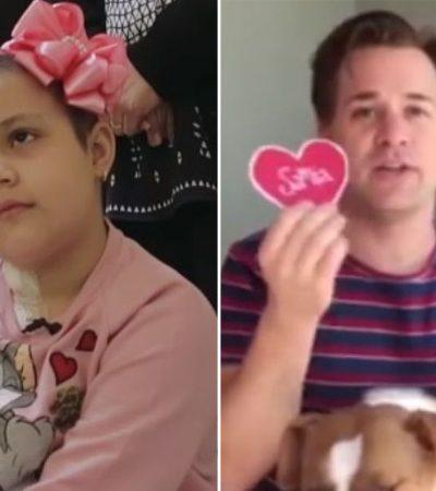 Ator de Grey's Anatomy grava vídeo para paciente do Paraná que aguarda transplante