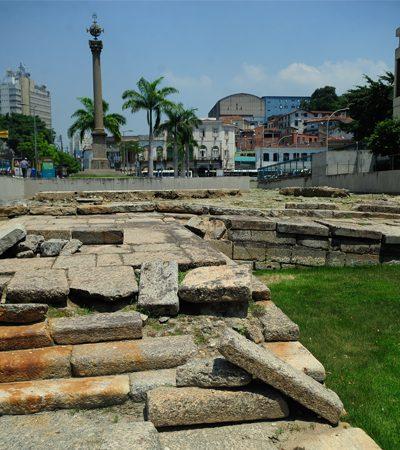 A importância do tombamento do cais no Rio que recebeu 900 mil escravos