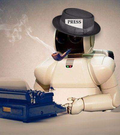Google está financiando a primeira agência de notícias com jornalistas robôs