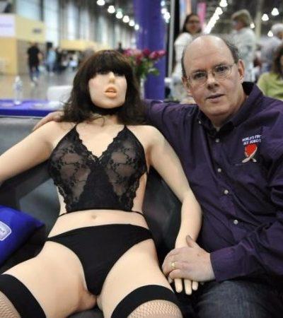 Empresa gera polêmica com robô sexual com função ligada a estupro