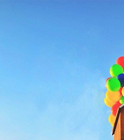 Ensaio infantil inspirado no filme 'Up – Altas Aventuras' é a coisa mais fofa que você vai ver hoje